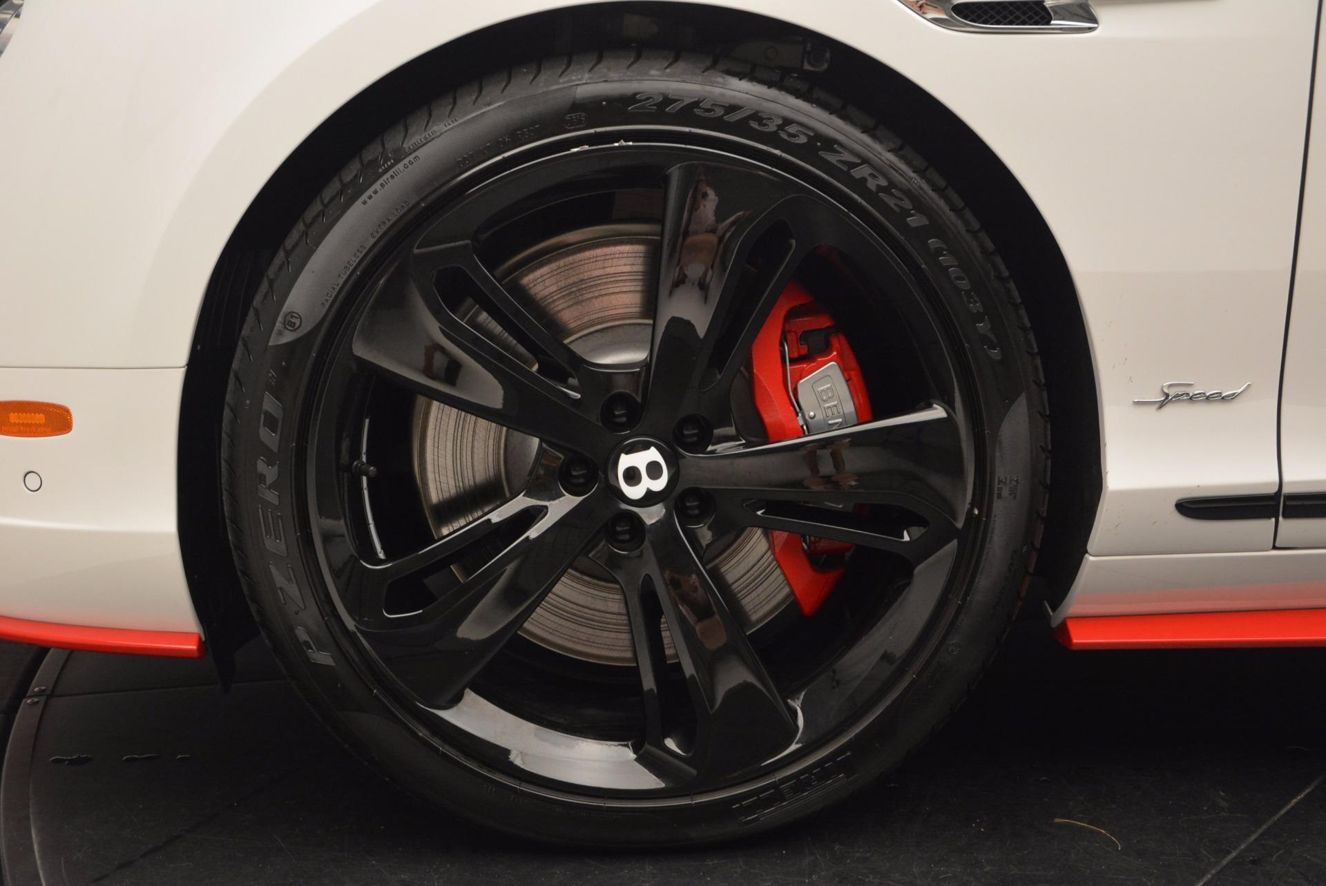 New 2017 Bentley Continental GT Speed For Sale In Westport, CT 497_p29
