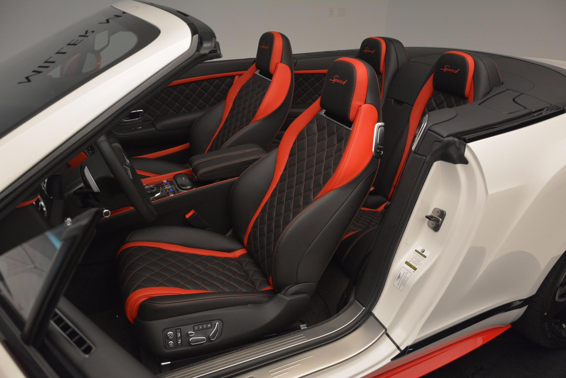 New 2017 Bentley Continental GT Speed For Sale In Westport, CT 497_p37