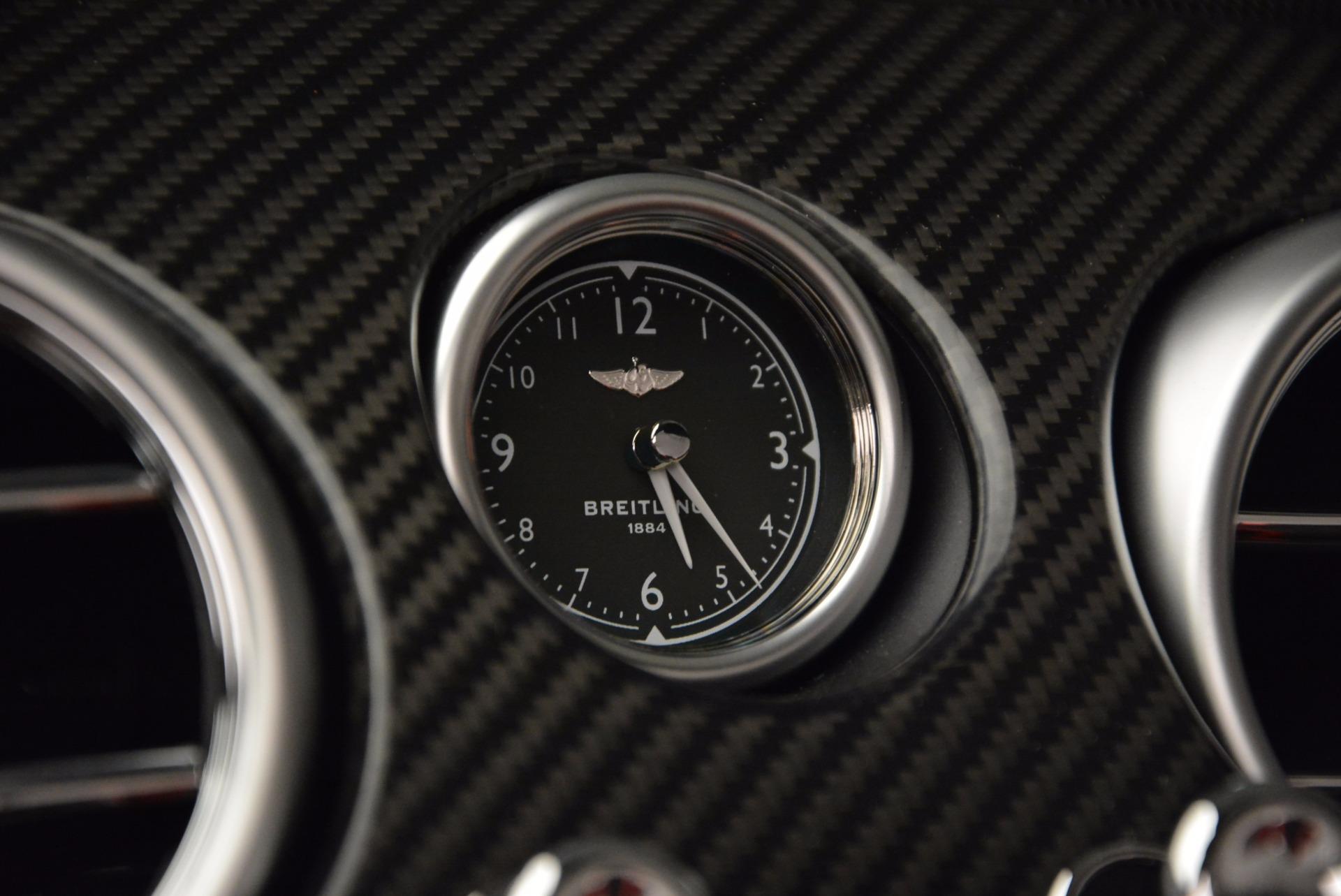 New 2017 Bentley Continental GT Speed For Sale In Westport, CT 497_p40