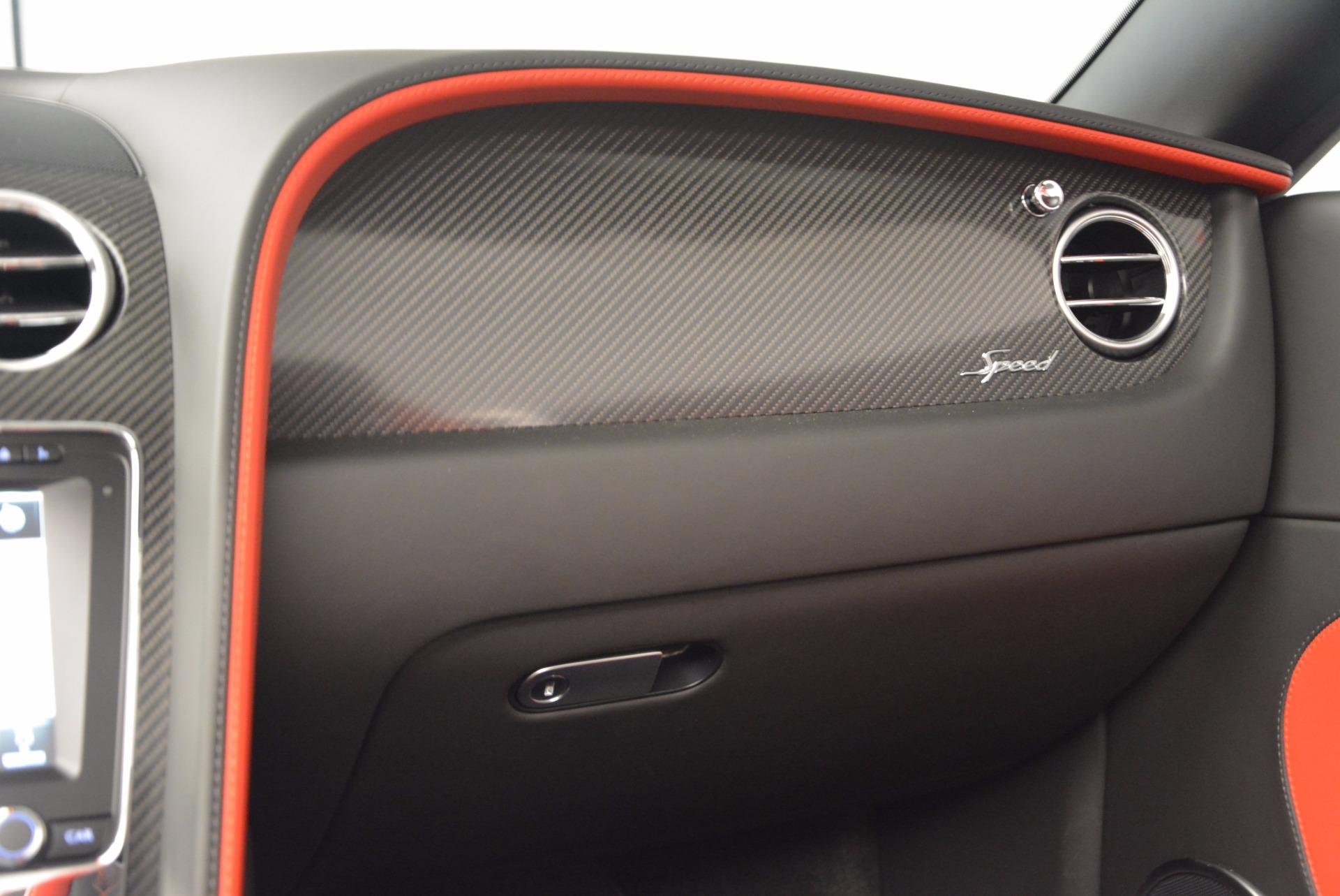 New 2017 Bentley Continental GT Speed For Sale In Westport, CT 497_p45