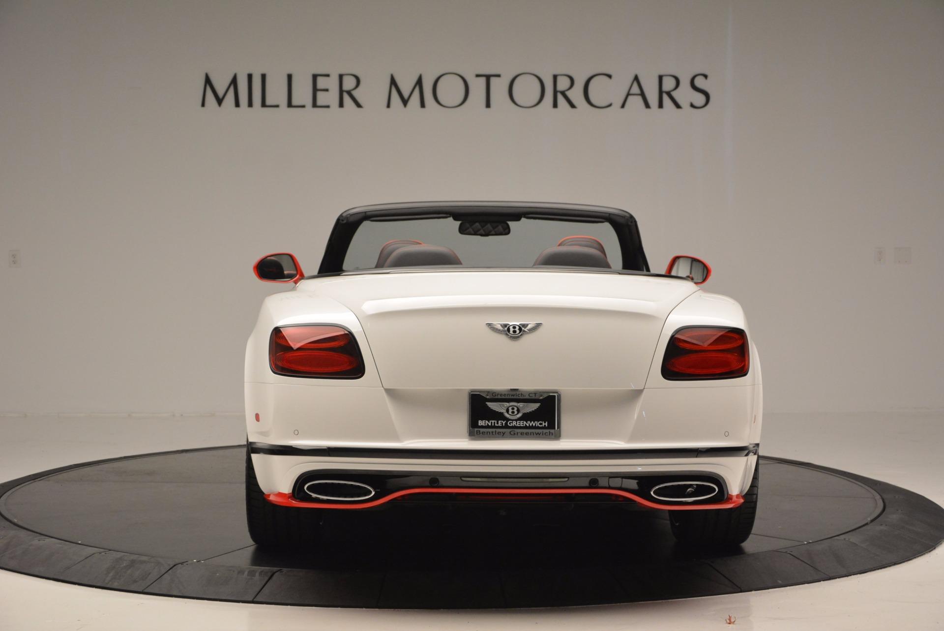 New 2017 Bentley Continental GT Speed For Sale In Westport, CT 497_p6