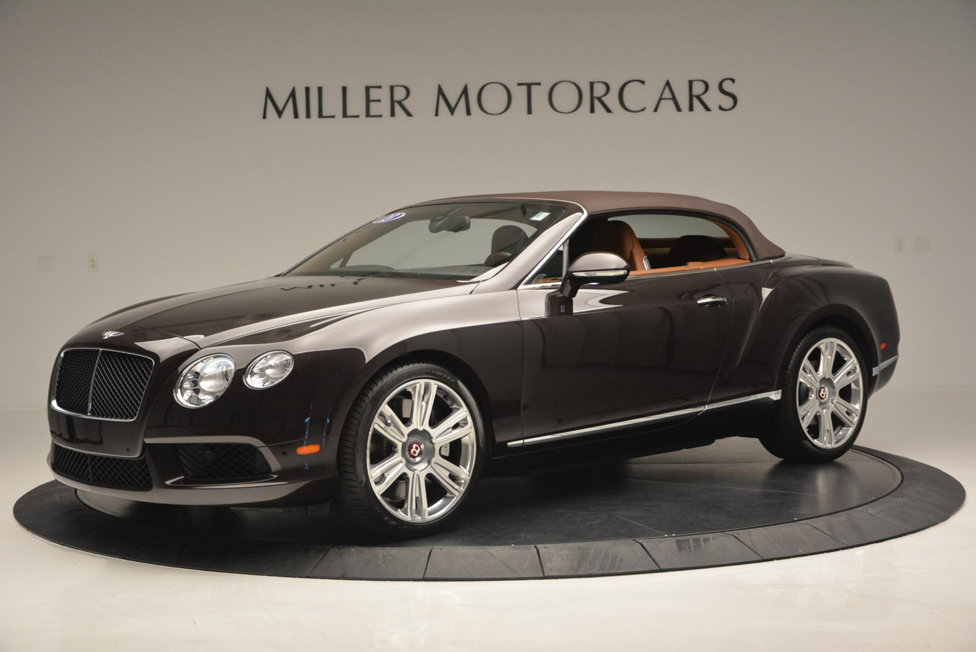 Used 2013 Bentley Continental GTC V8  For Sale In Westport, CT 498_p15