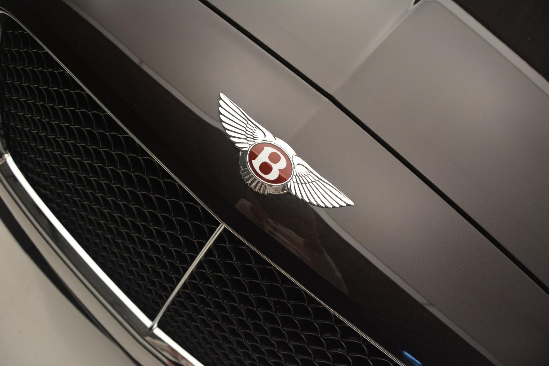 Used 2013 Bentley Continental GTC V8  For Sale In Westport, CT 498_p27