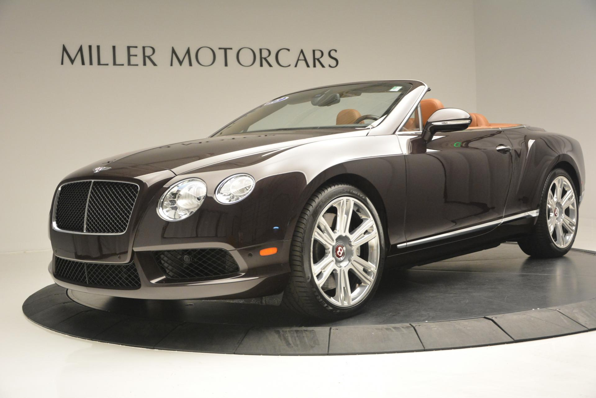 Used 2013 Bentley Continental GTC V8  For Sale In Westport, CT 498_p28
