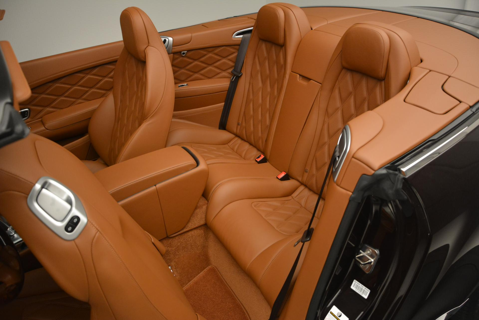 Used 2013 Bentley Continental GTC V8  For Sale In Westport, CT 498_p36