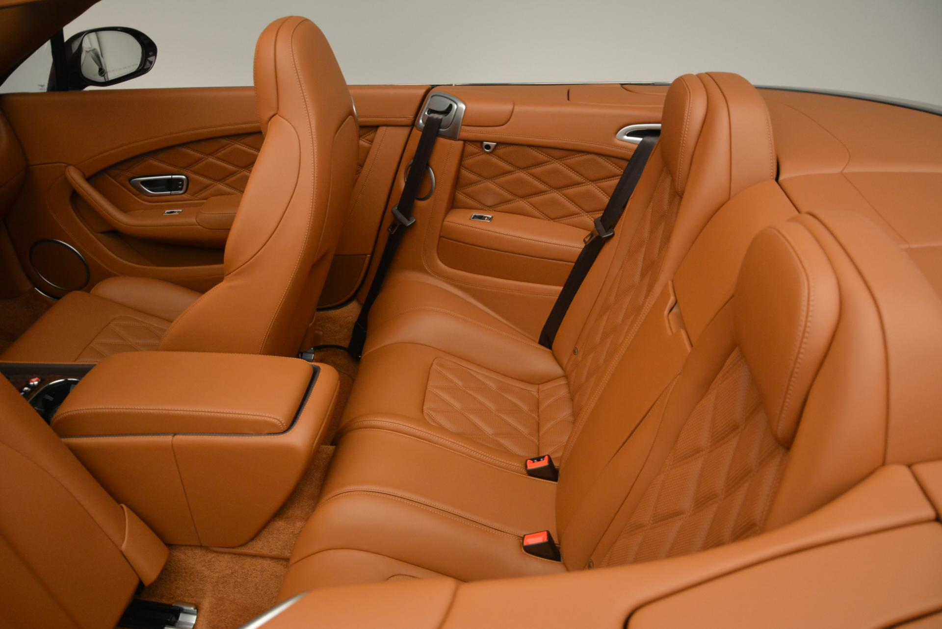 Used 2013 Bentley Continental GTC V8  For Sale In Westport, CT 498_p37