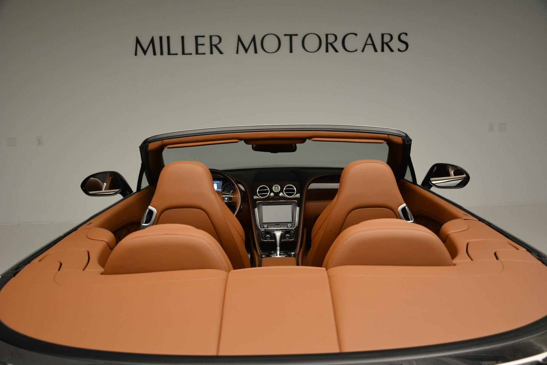 Used 2013 Bentley Continental GTC V8  For Sale In Westport, CT 498_p47