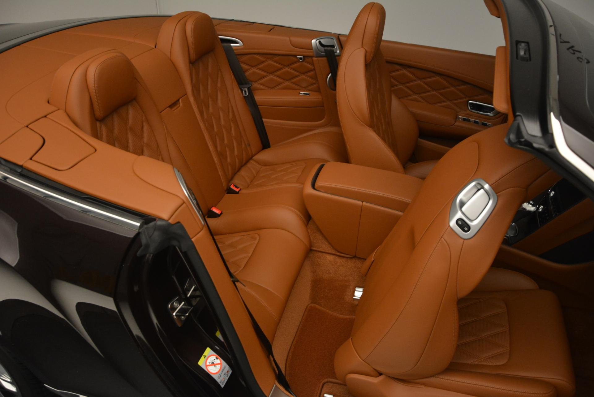 Used 2013 Bentley Continental GTC V8  For Sale In Westport, CT 498_p51