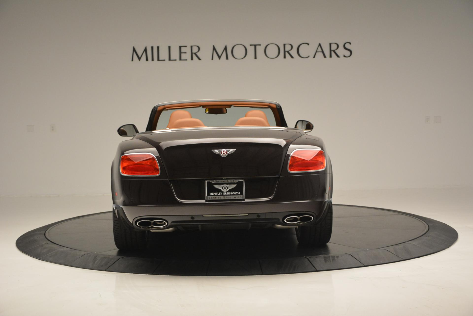 Used 2013 Bentley Continental GTC V8  For Sale In Westport, CT 498_p6