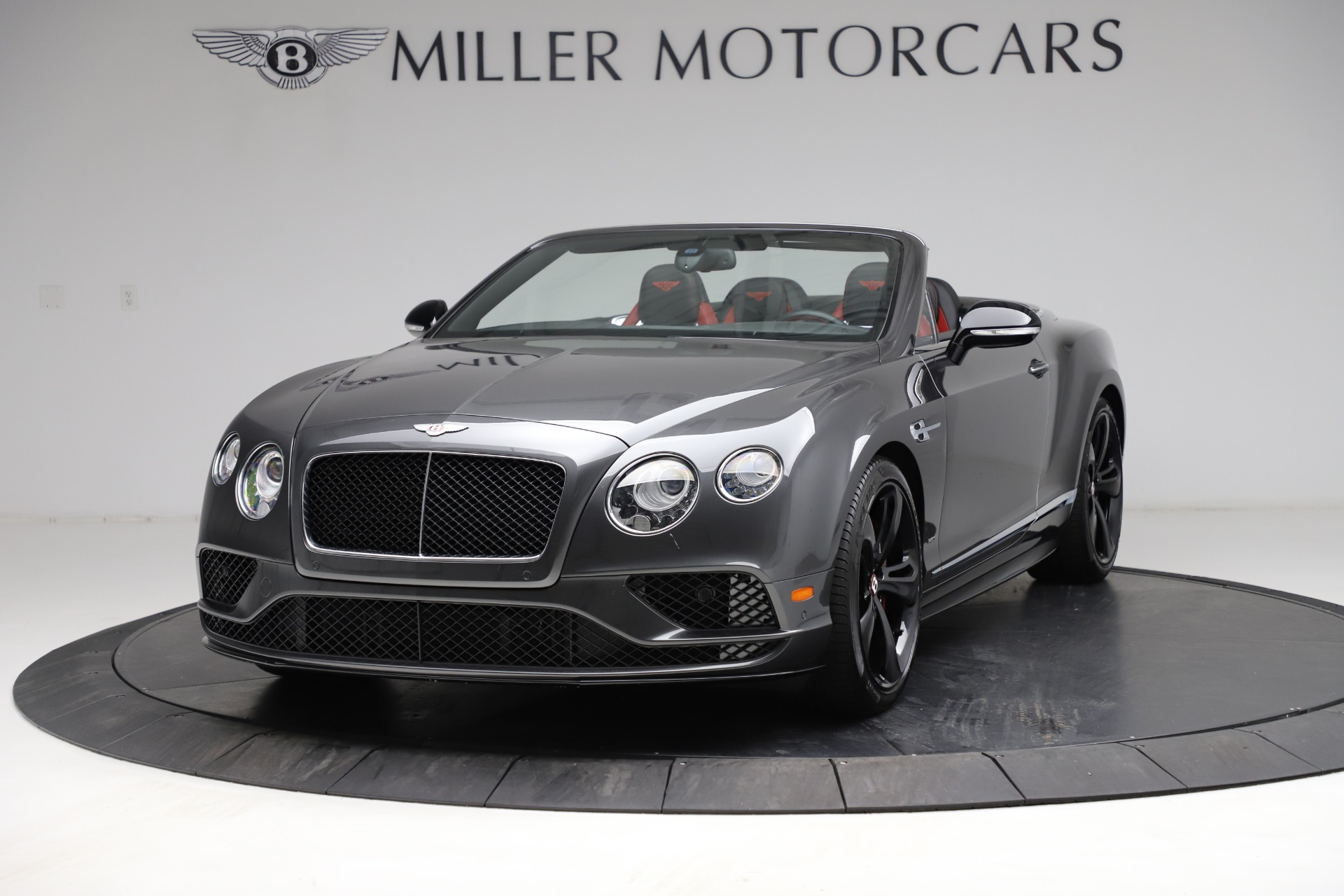 New 2017 Bentley Continental GT V8 S For Sale In Westport, CT 499_main