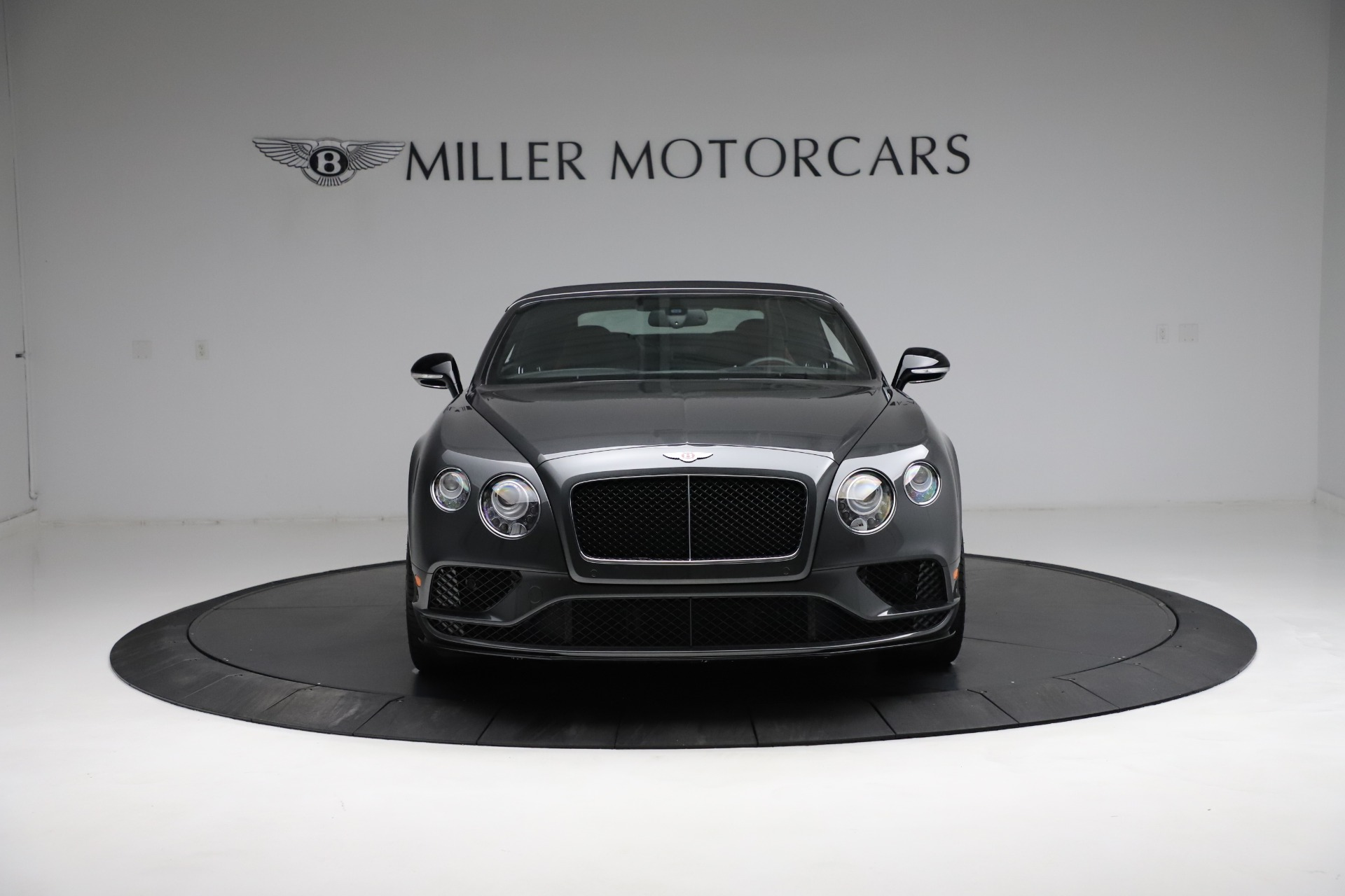 New 2017 Bentley Continental GT V8 S For Sale In Westport, CT 499_p14