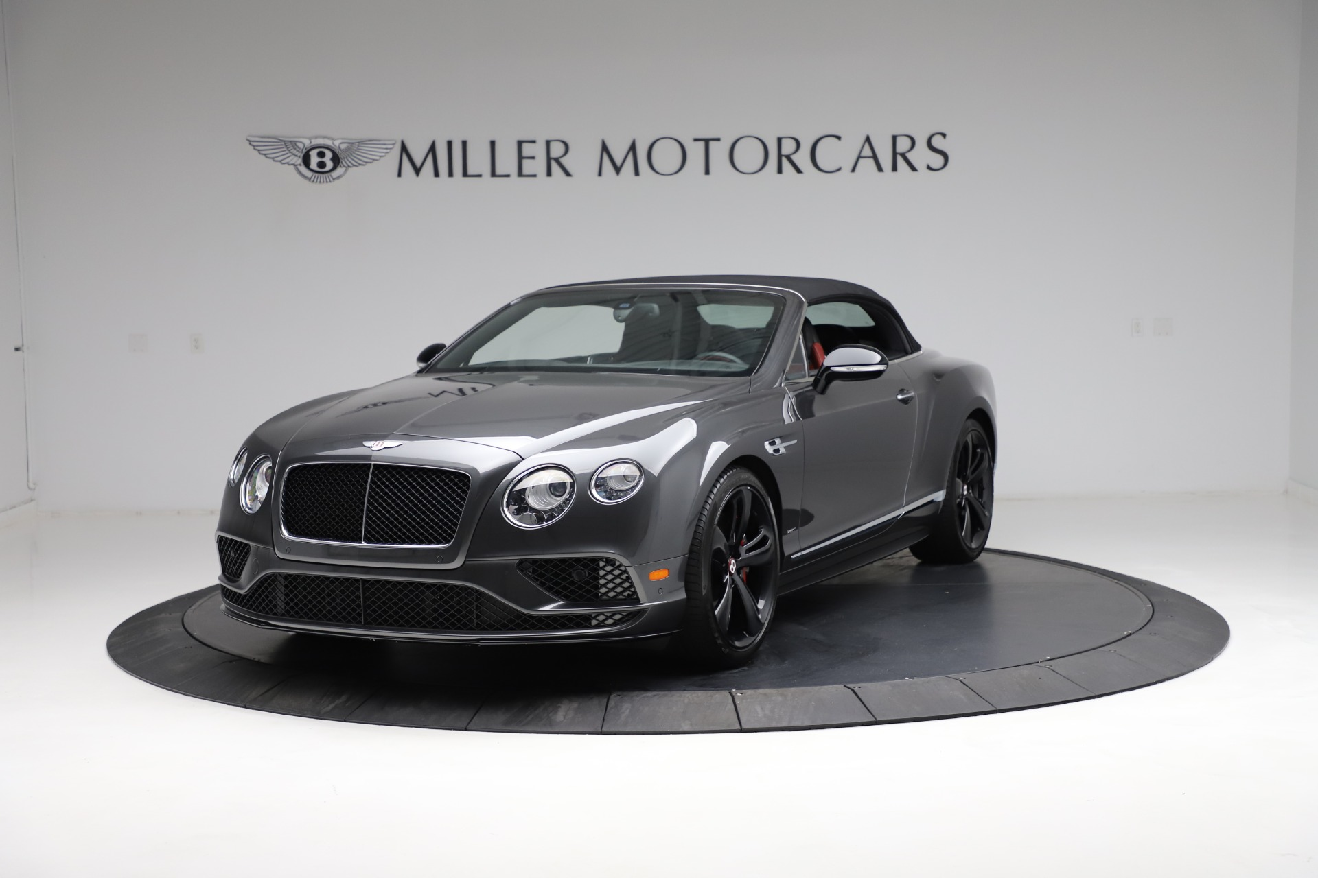 New 2017 Bentley Continental GT V8 S For Sale In Westport, CT 499_p15