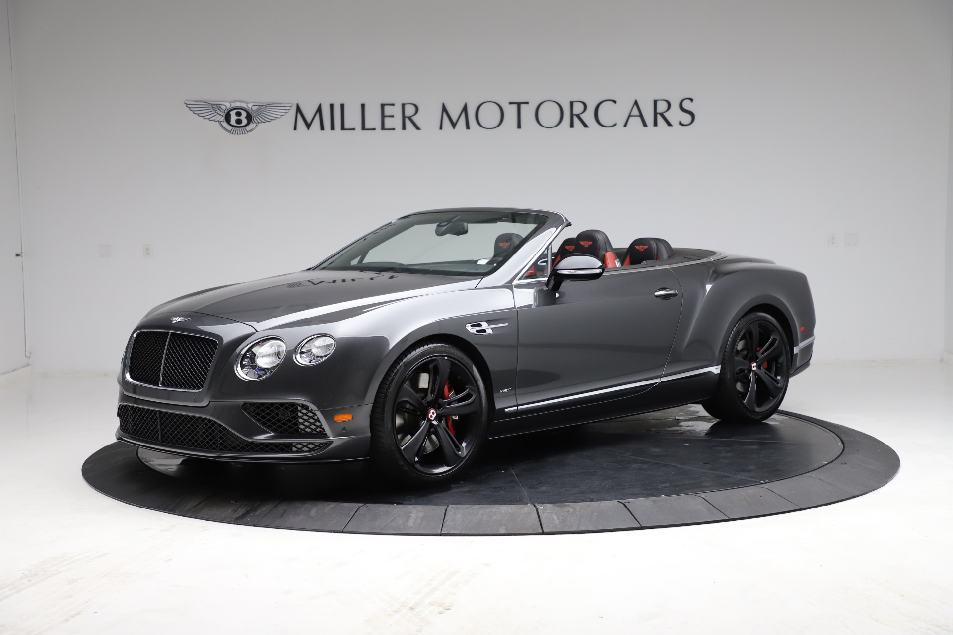 New 2017 Bentley Continental GT V8 S For Sale In Westport, CT 499_p3