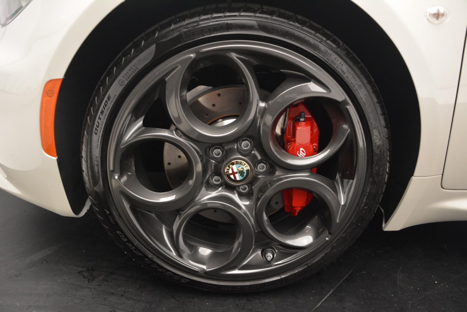 Used 2015 Alfa Romeo 4C  For Sale In Westport, CT 5_p13
