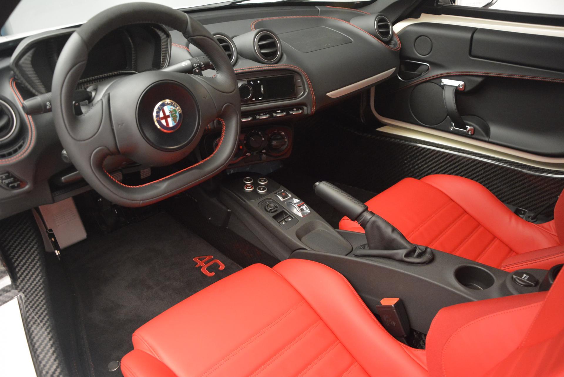 Used 2015 Alfa Romeo 4C  For Sale In Westport, CT 5_p14