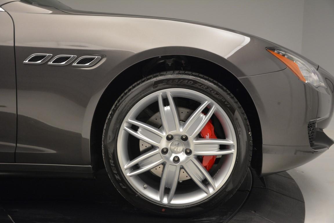 New 2016 Maserati Quattroporte S Q4 For Sale In Westport, CT 50_p13