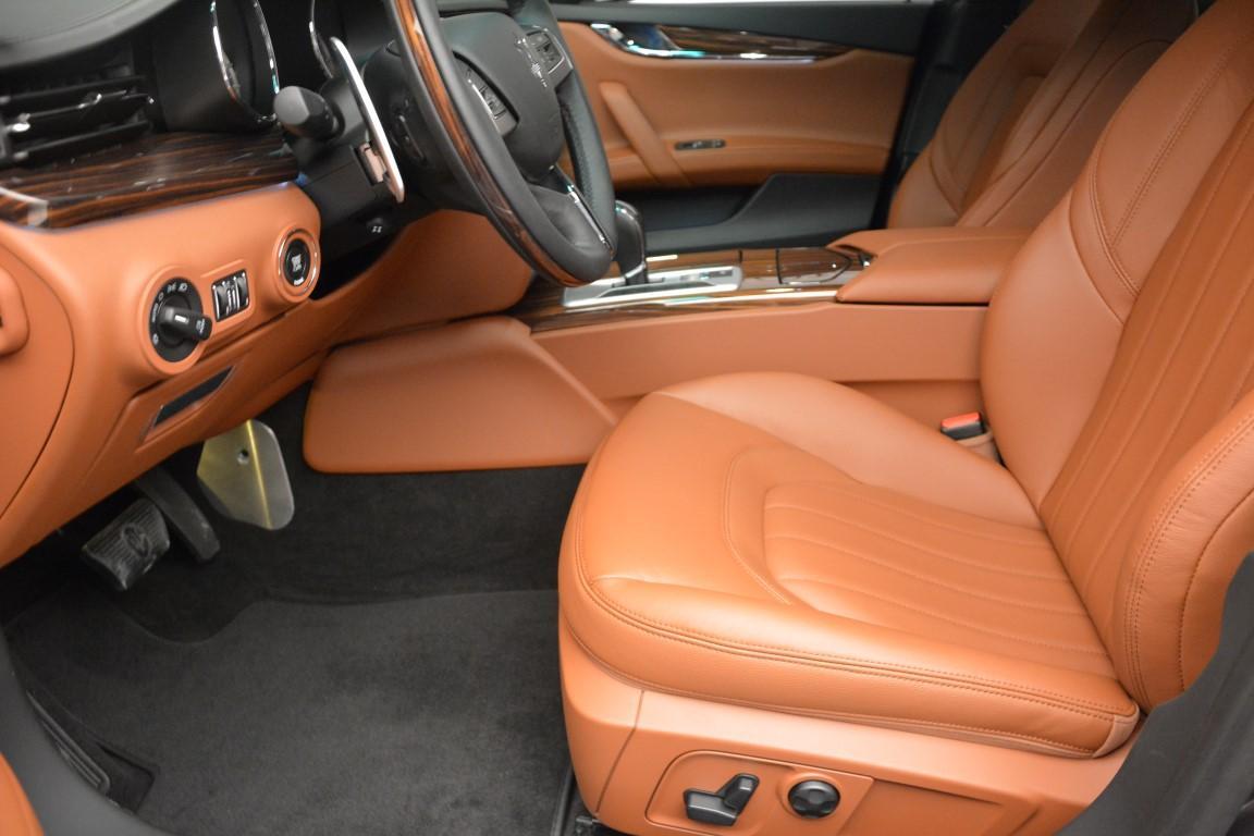 New 2016 Maserati Quattroporte S Q4 For Sale In Westport, CT 50_p14