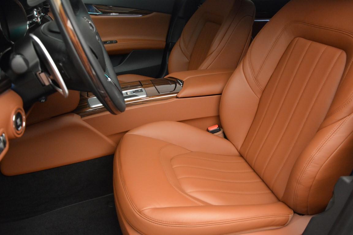 New 2016 Maserati Quattroporte S Q4 For Sale In Westport, CT 50_p16