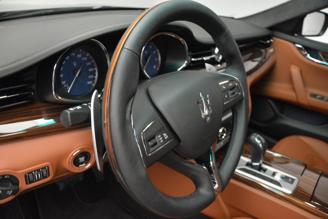 New 2016 Maserati Quattroporte S Q4 For Sale In Westport, CT 50_p17