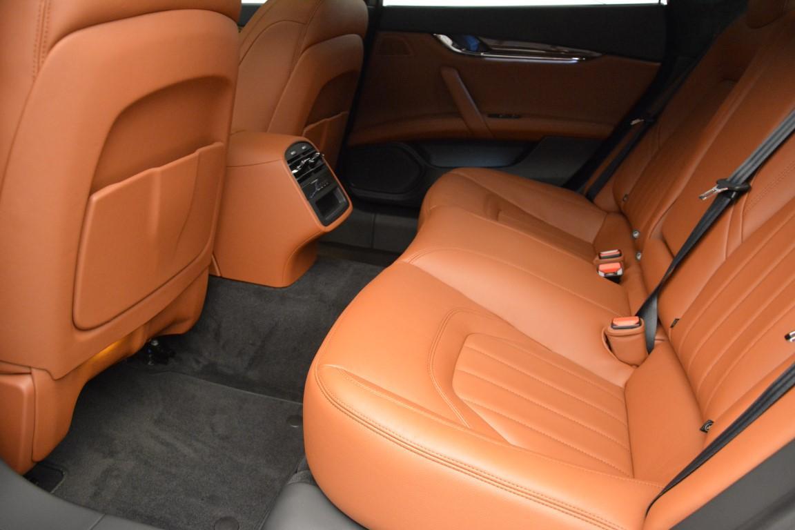 New 2016 Maserati Quattroporte S Q4 For Sale In Westport, CT 50_p19