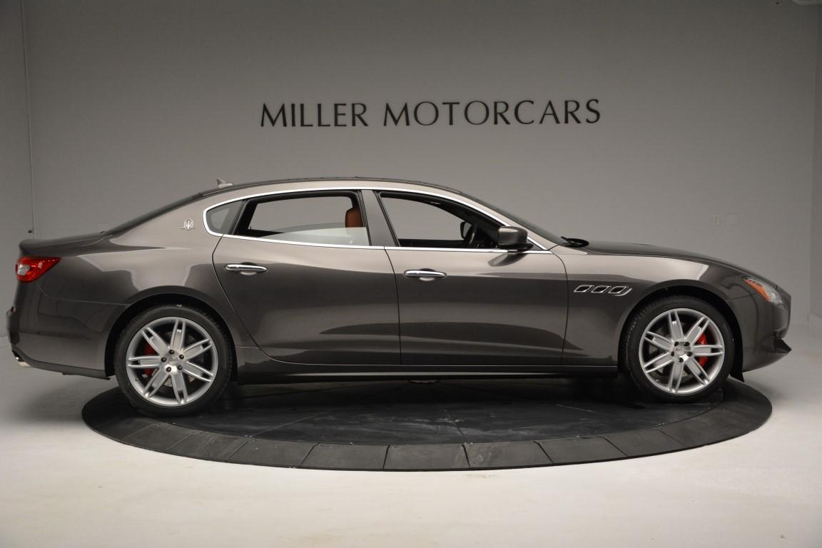 New 2016 Maserati Quattroporte S Q4 For Sale In Westport, CT 50_p8