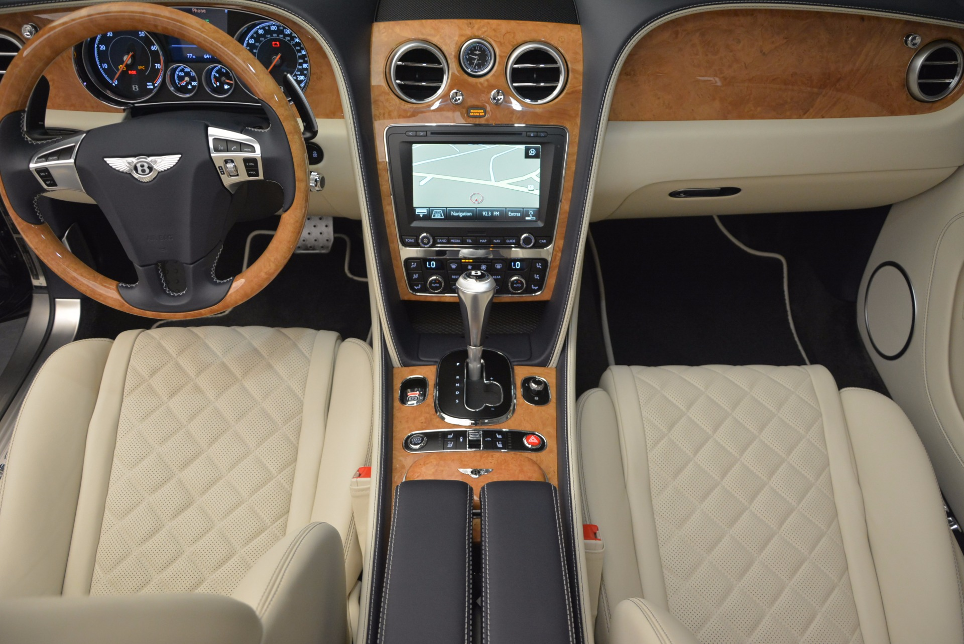 New 2017 Bentley Continental GT V8 For Sale In Westport, CT 500_p34