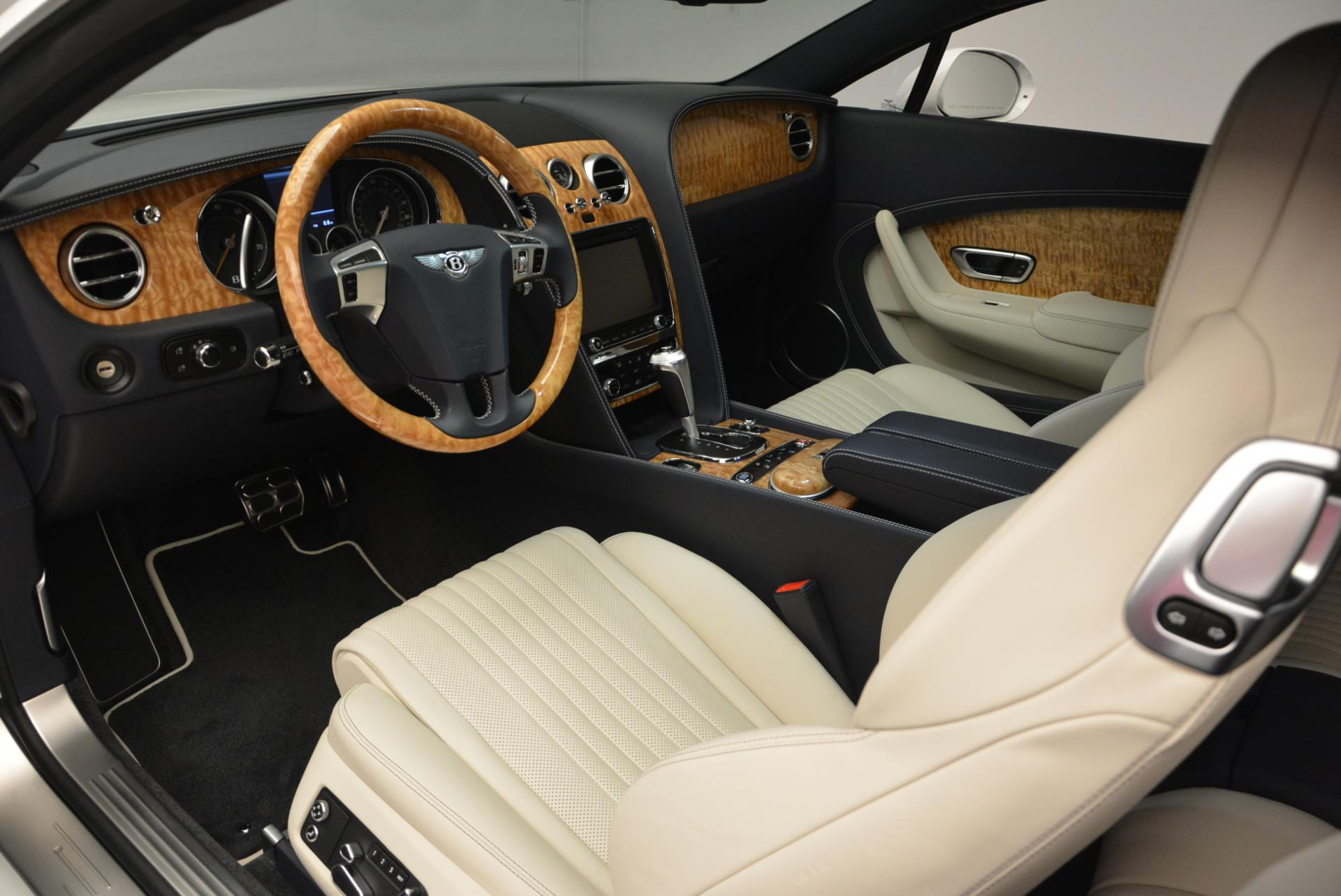 New 2016 Bentley Continental GT V8 For Sale In Westport, CT 502_p18