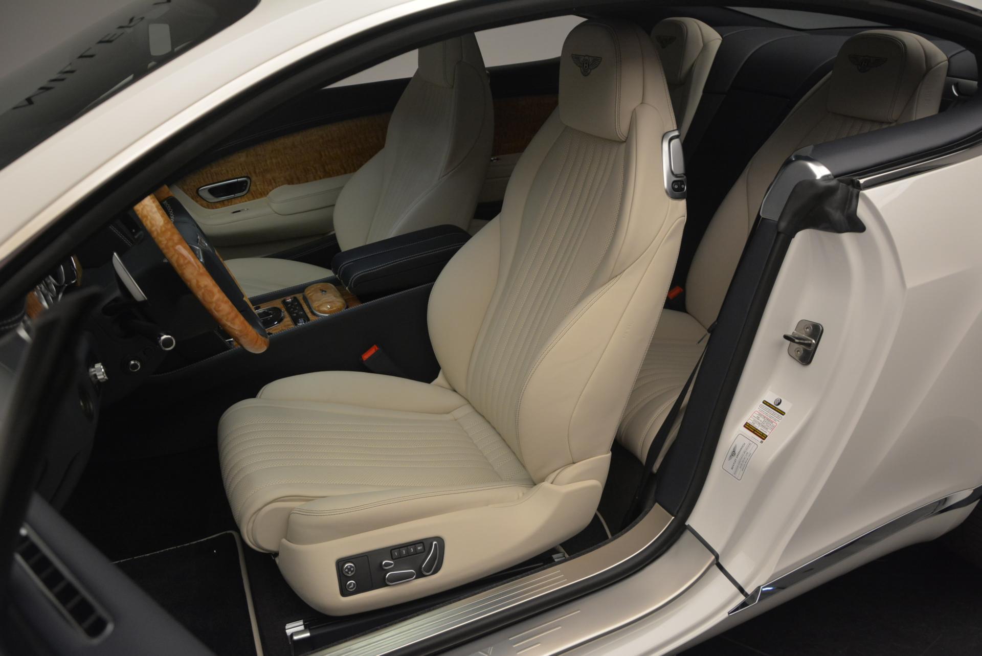 New 2016 Bentley Continental GT V8 For Sale In Westport, CT 502_p20
