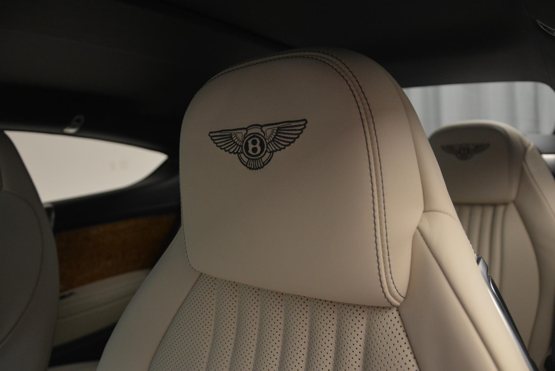New 2016 Bentley Continental GT V8 For Sale In Westport, CT 502_p21
