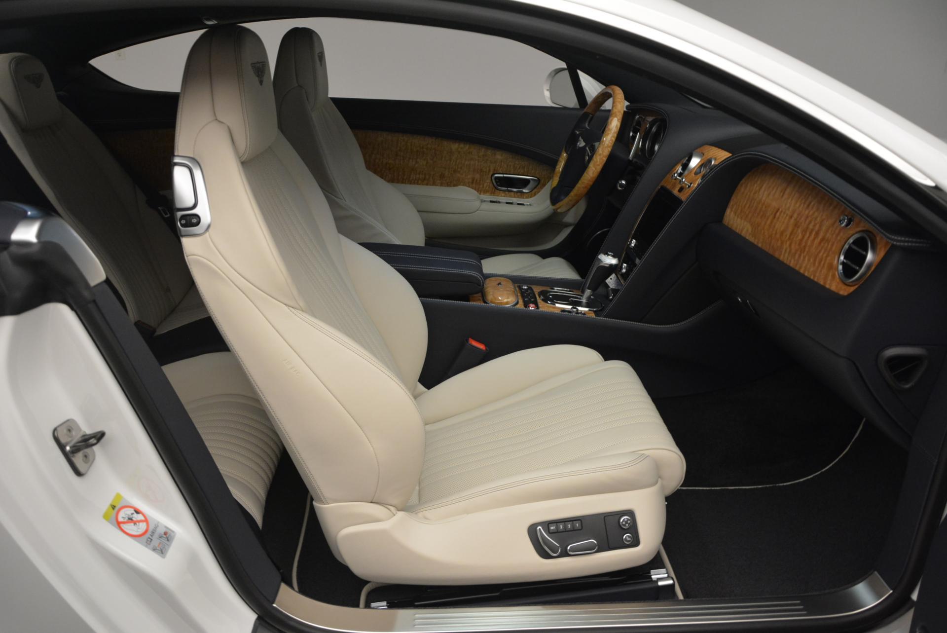 New 2016 Bentley Continental GT V8 For Sale In Westport, CT 502_p29