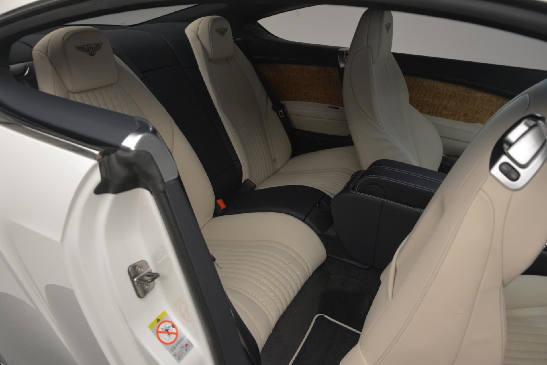 New 2016 Bentley Continental GT V8 For Sale In Westport, CT 502_p30