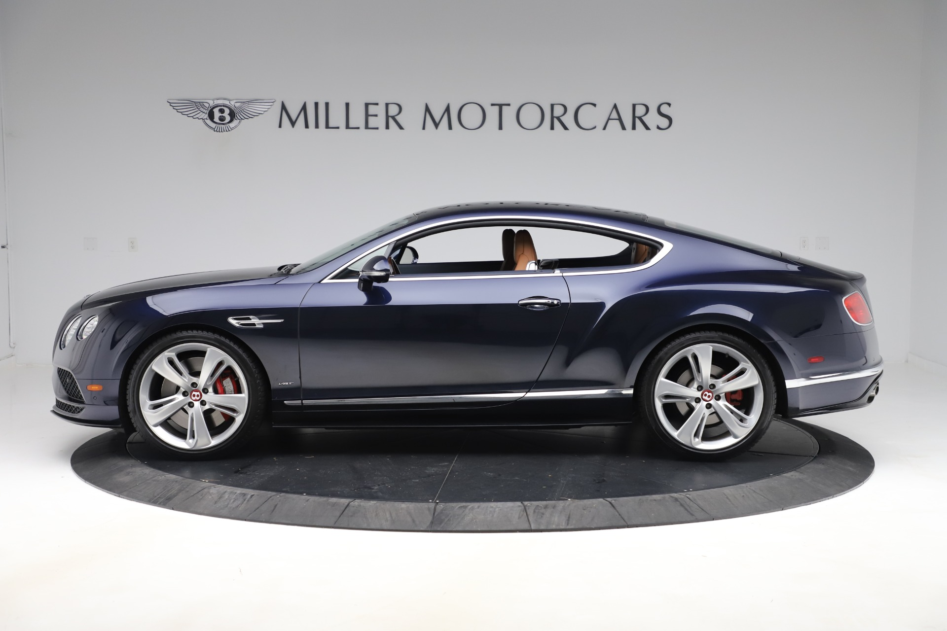 Used 2017 Bentley Continental GT V8 S For Sale In Westport, CT 503_p2