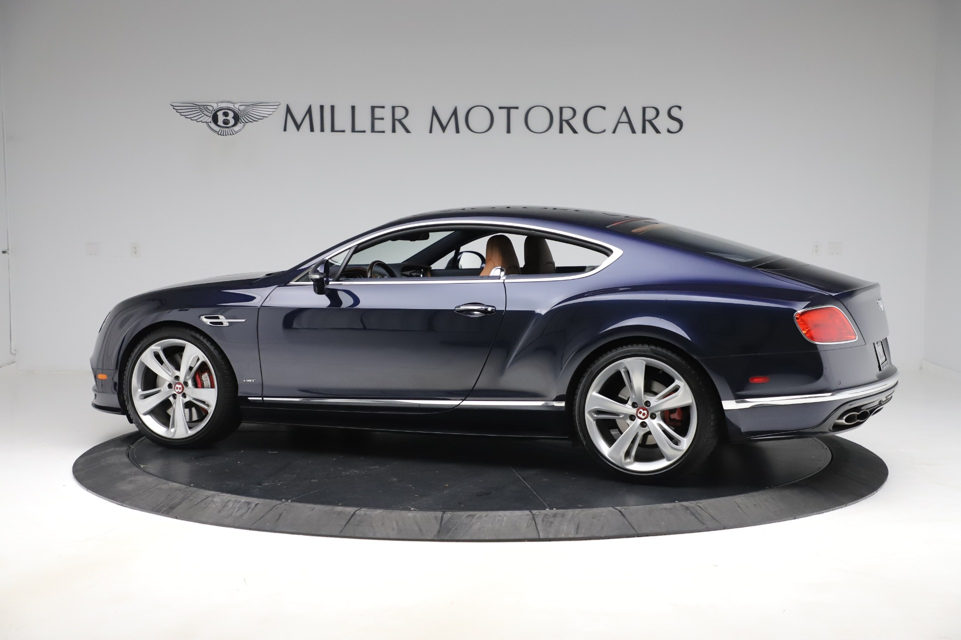 Used 2017 Bentley Continental GT V8 S For Sale In Westport, CT 503_p3