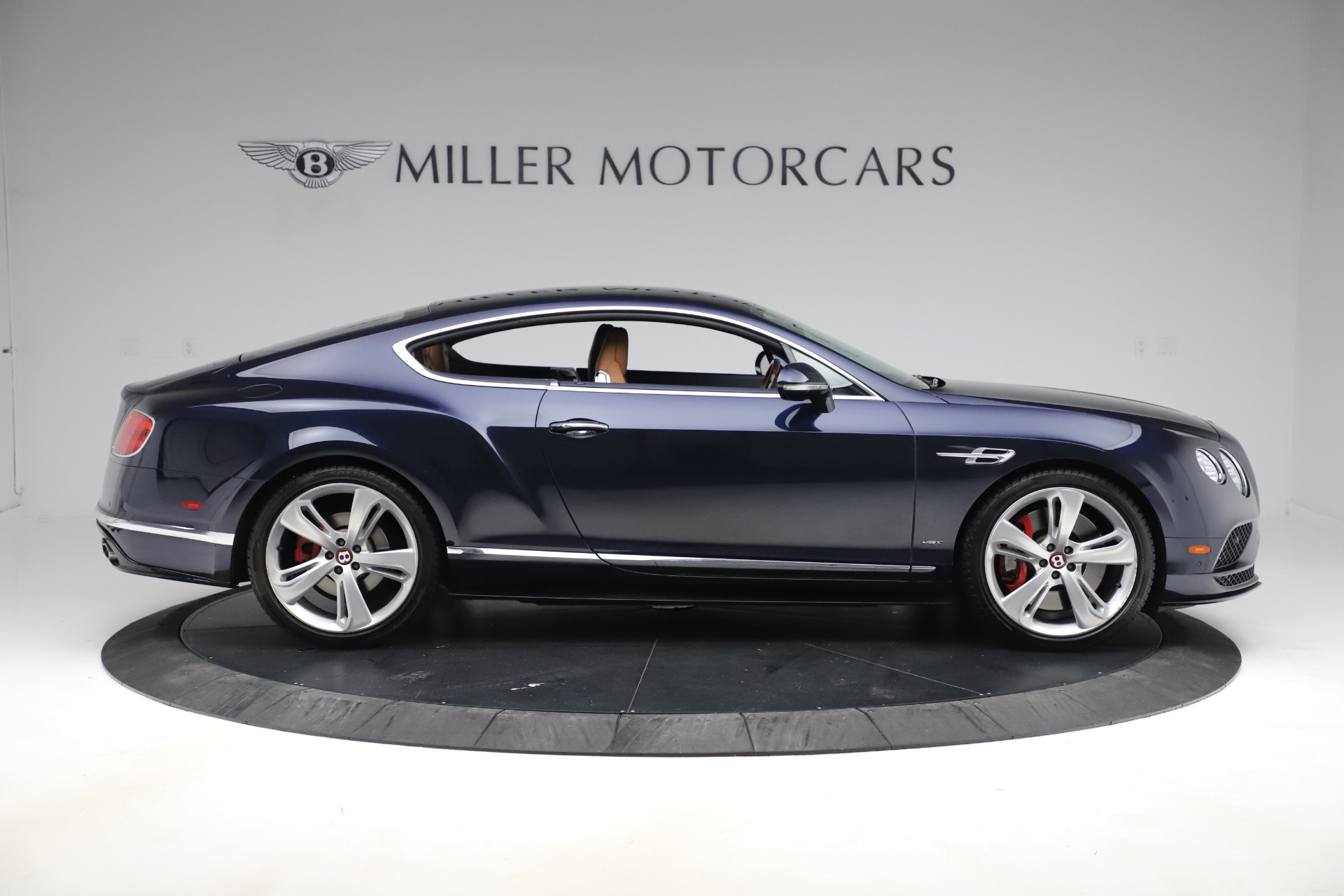 Used 2017 Bentley Continental GT V8 S For Sale In Westport, CT 503_p8