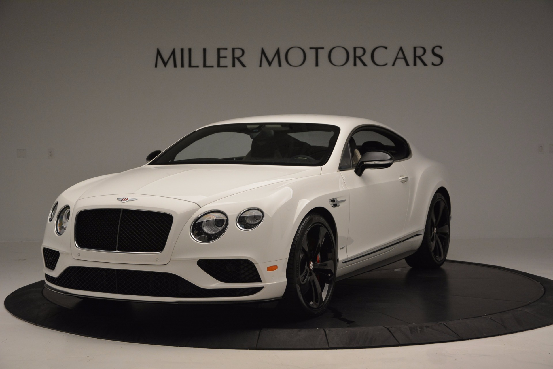 New 2017 Bentley Continental GT V8 S For Sale In Westport, CT