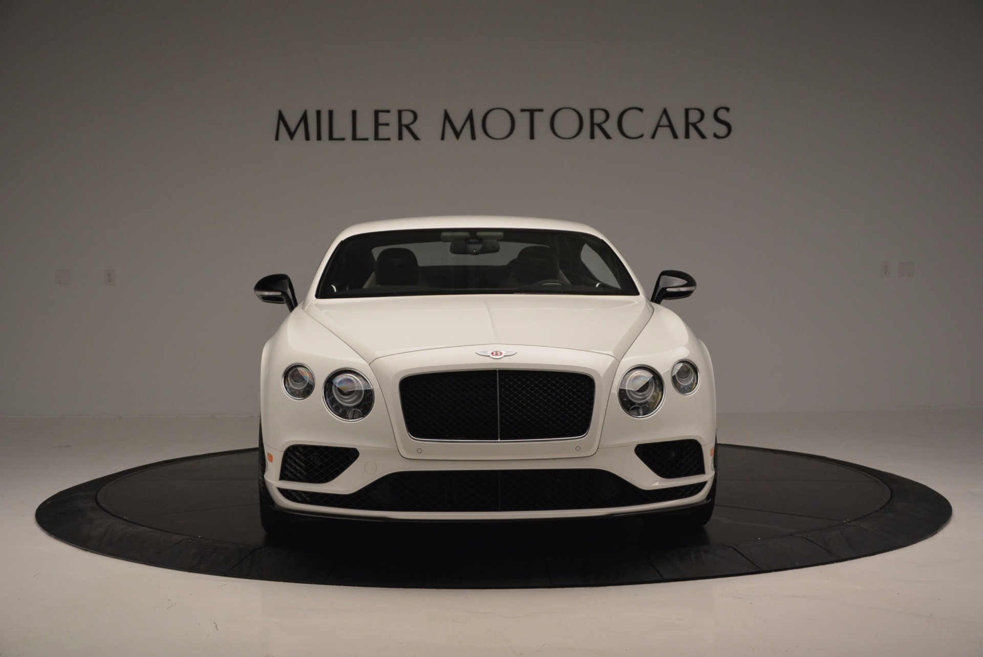 New 2017 Bentley Continental GT V8 S For Sale In Westport, CT 504_p12