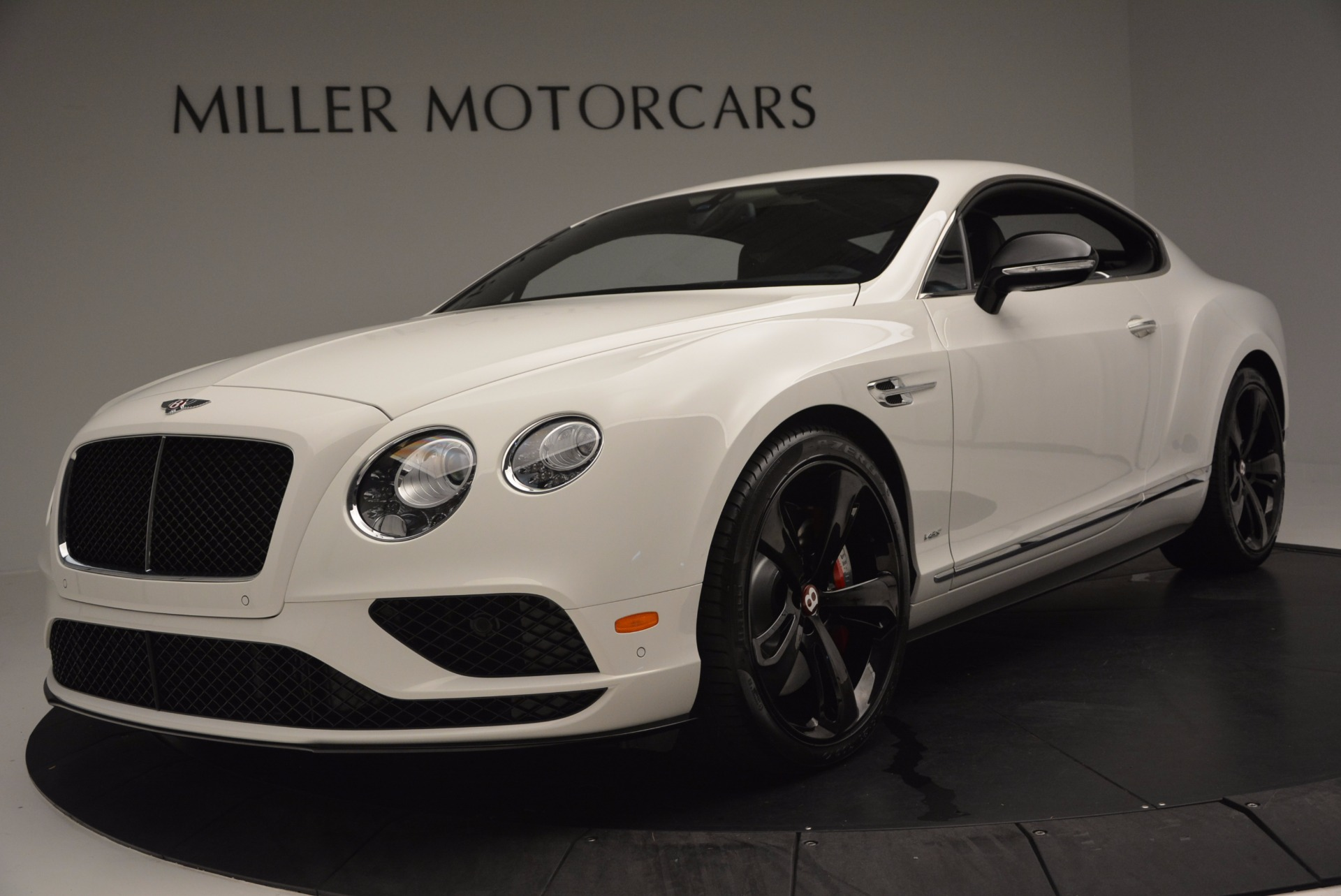 New 2017 Bentley Continental GT V8 S For Sale In Westport, CT 504_p16