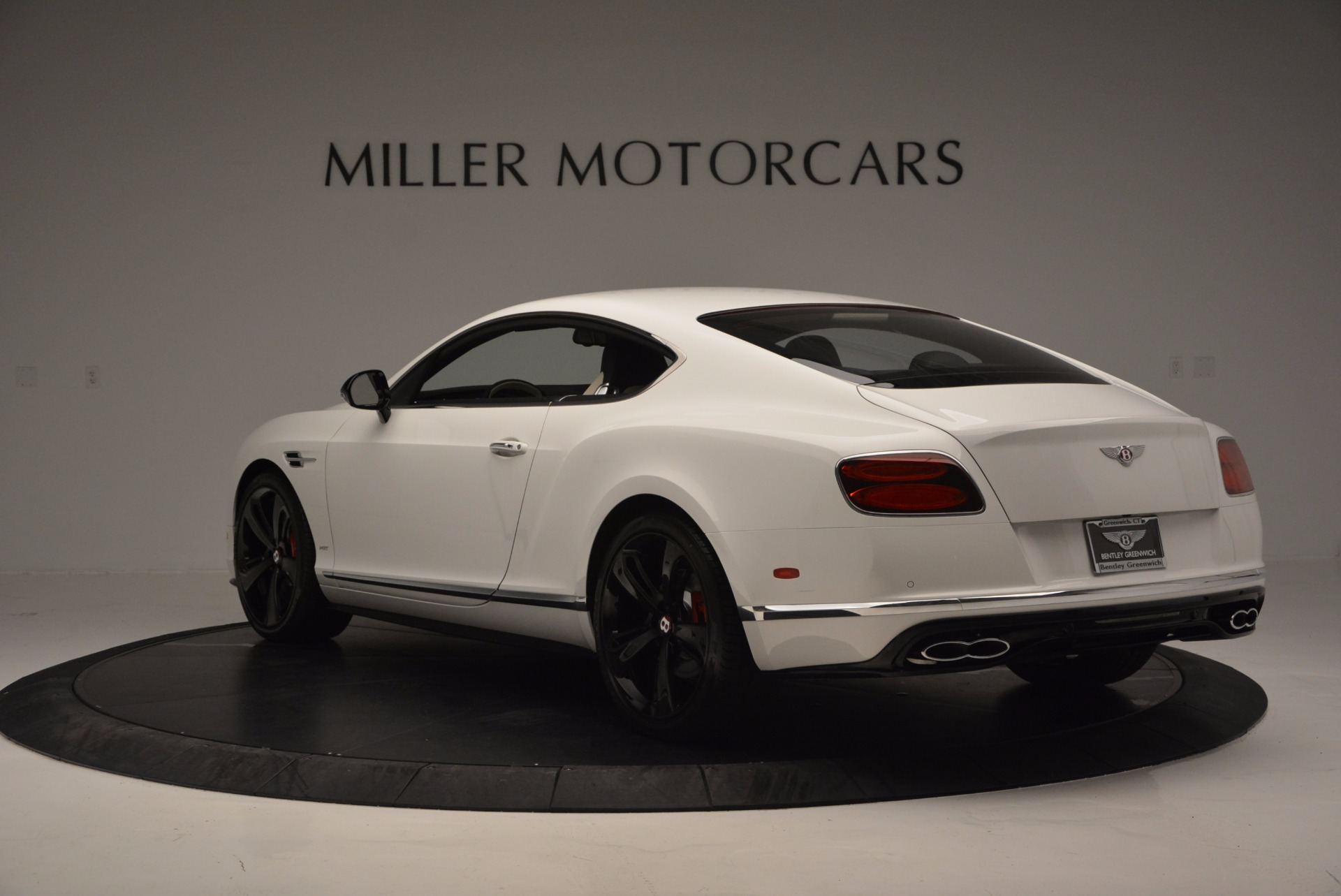 New 2017 Bentley Continental GT V8 S For Sale In Westport, CT 504_p4