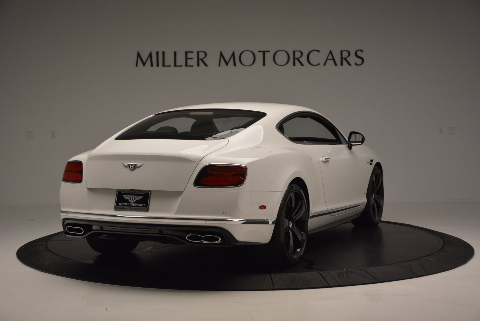 New 2017 Bentley Continental GT V8 S For Sale In Westport, CT 504_p7