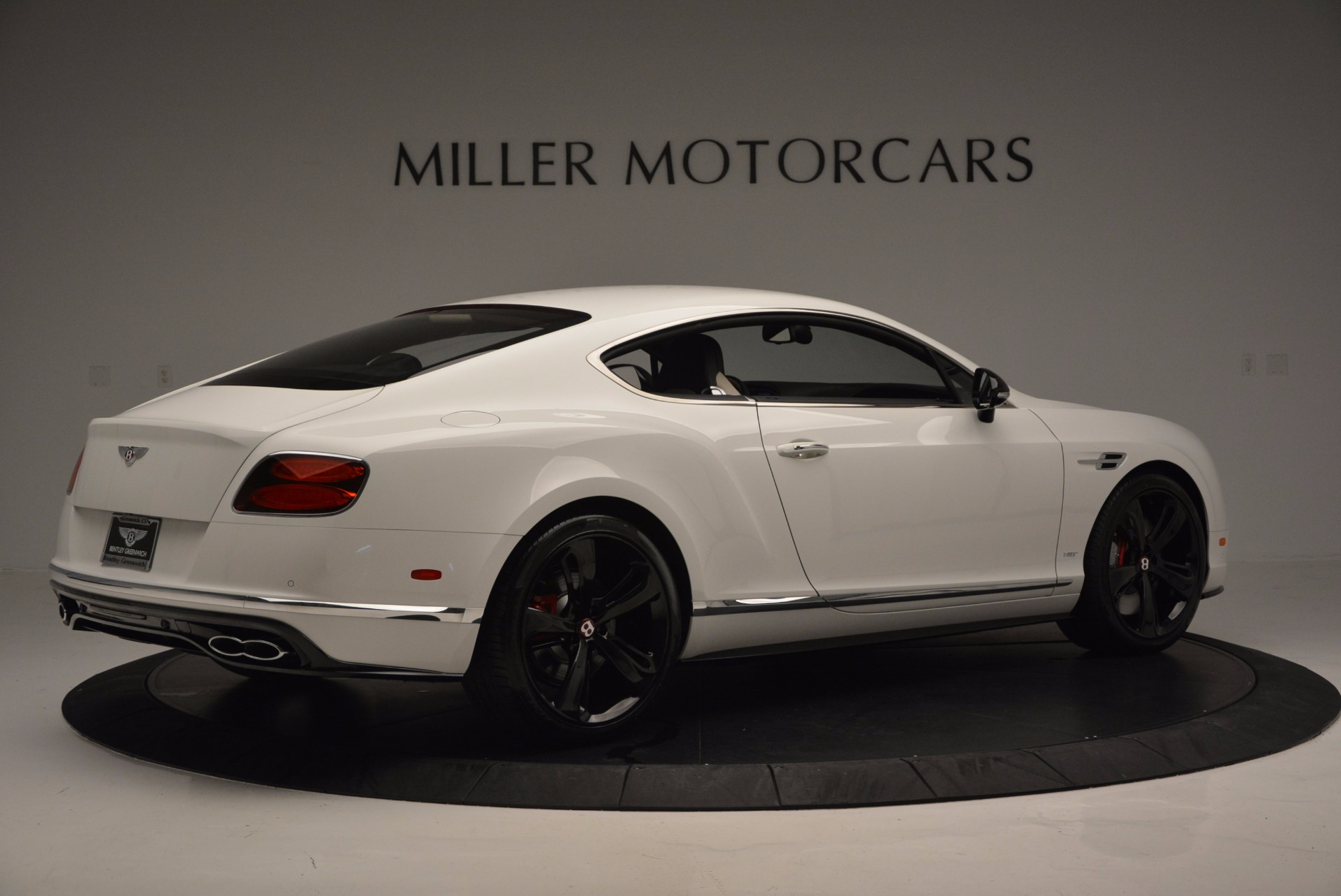 New 2017 Bentley Continental GT V8 S For Sale In Westport, CT 504_p8