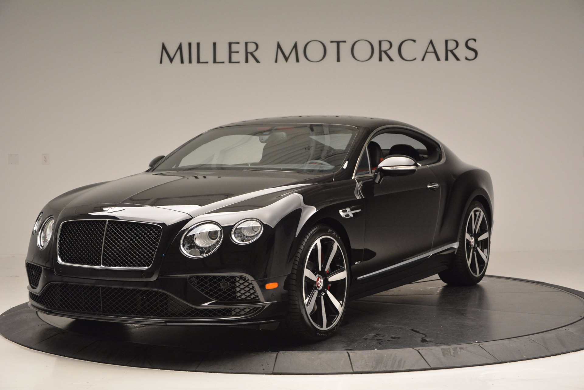 New 2017 Bentley Continental GT V8 S For Sale In Westport, CT 505_main