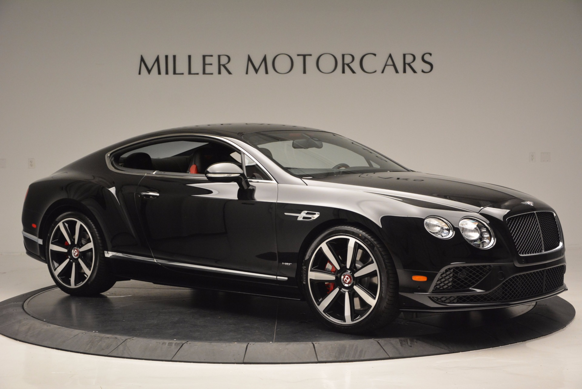New 2017 Bentley Continental GT V8 S For Sale In Westport, CT 505_p10