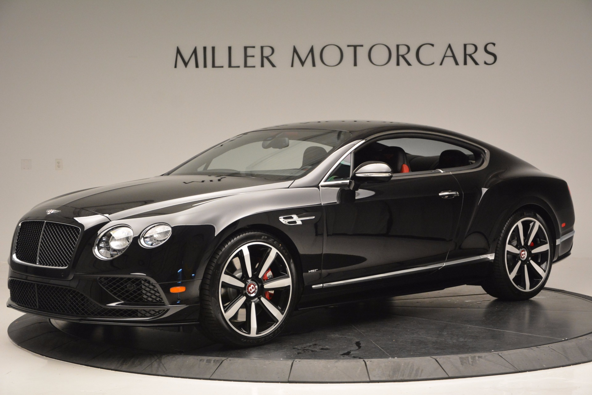 New 2017 Bentley Continental GT V8 S For Sale In Westport, CT 505_p2