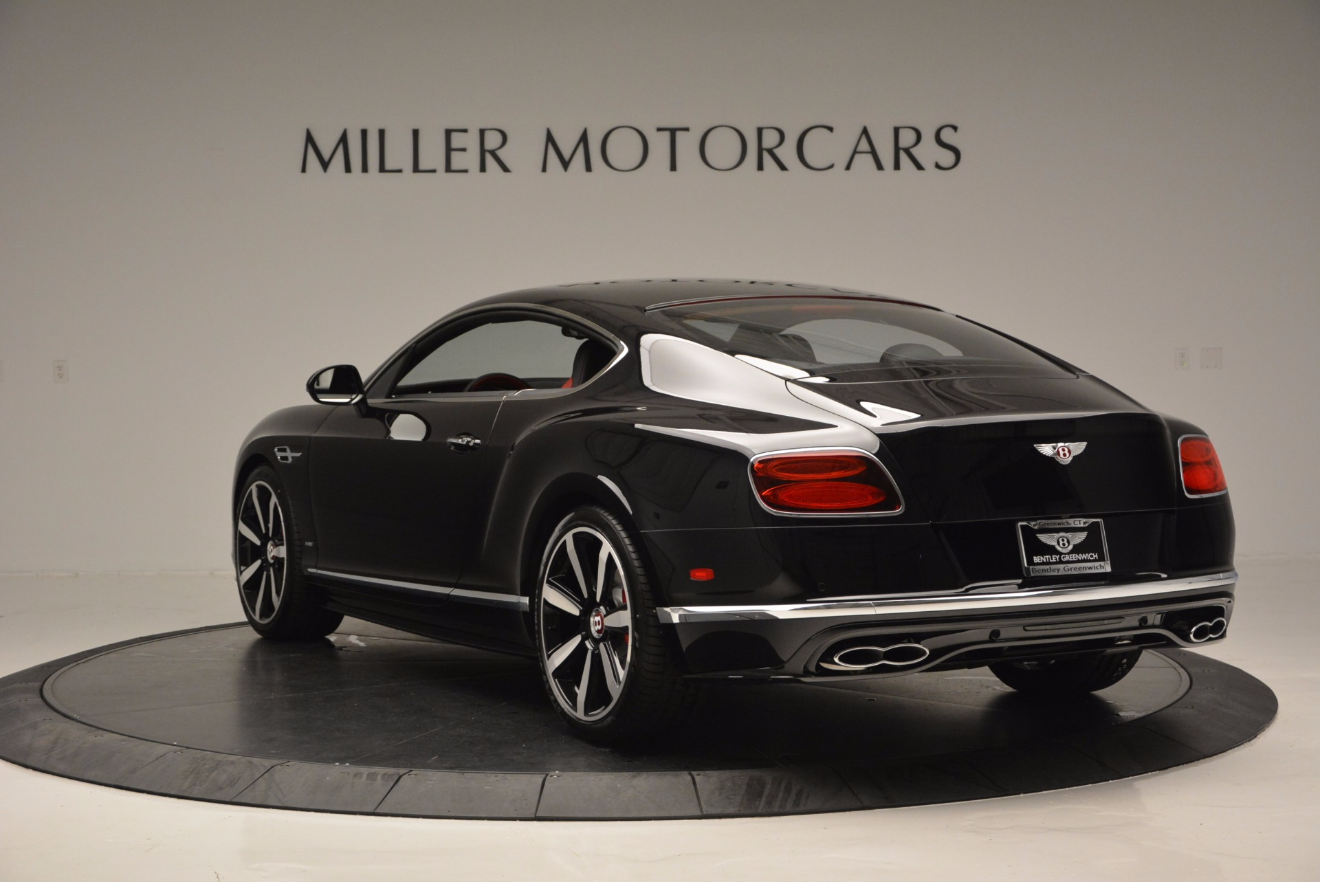 New 2017 Bentley Continental GT V8 S For Sale In Westport, CT 505_p5