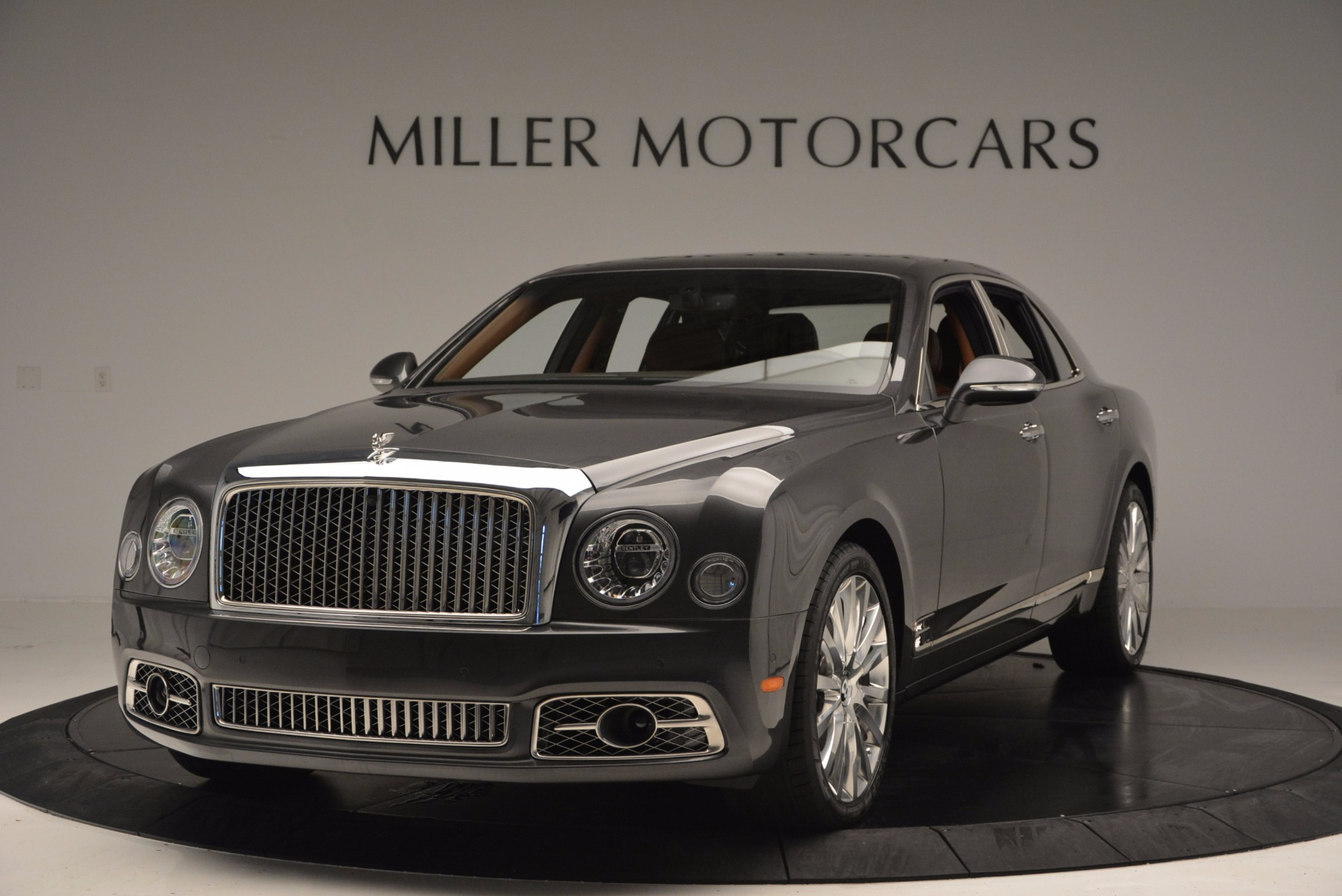 New 2017 Bentley Mulsanne  For Sale In Westport, CT 508_main