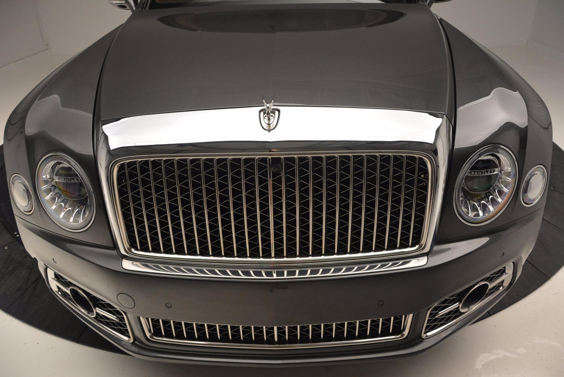 New 2017 Bentley Mulsanne  For Sale In Westport, CT 508_p13