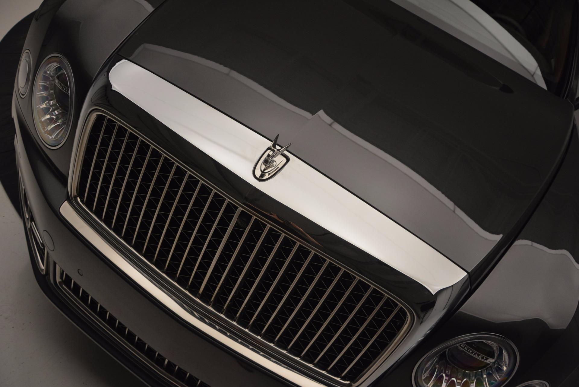 New 2017 Bentley Mulsanne  For Sale In Westport, CT 508_p14