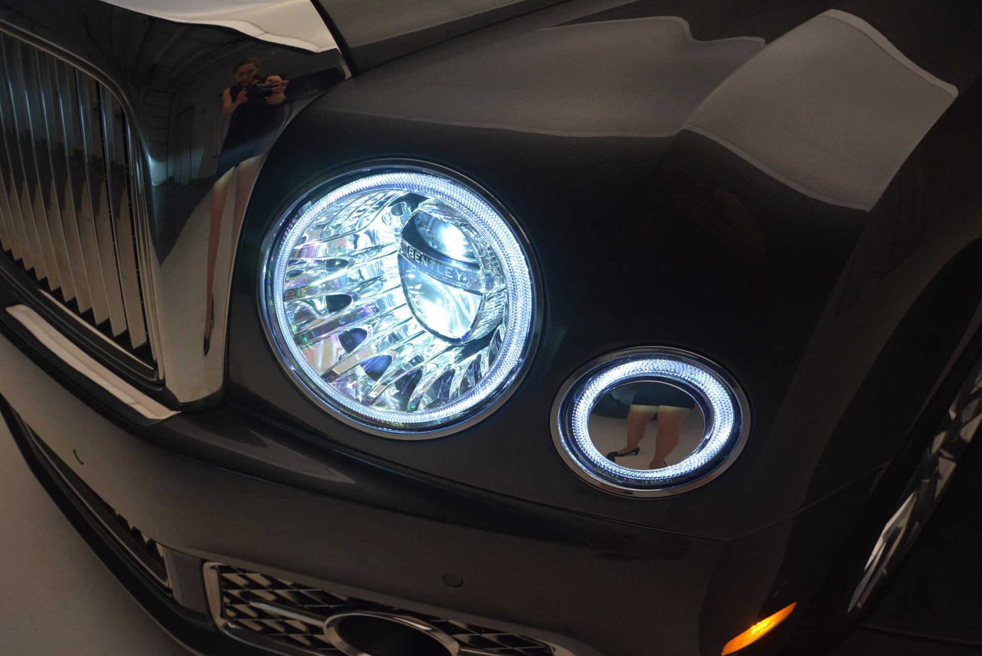 New 2017 Bentley Mulsanne  For Sale In Westport, CT 508_p18