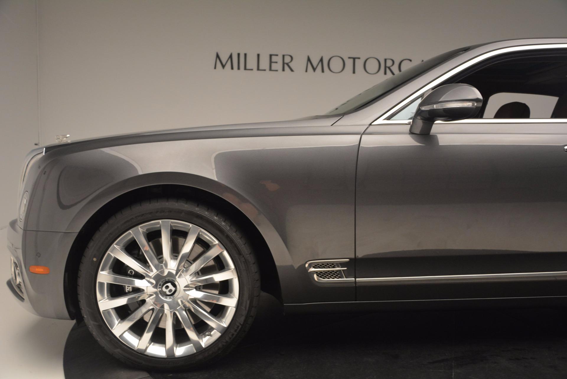 New 2017 Bentley Mulsanne  For Sale In Westport, CT 508_p20
