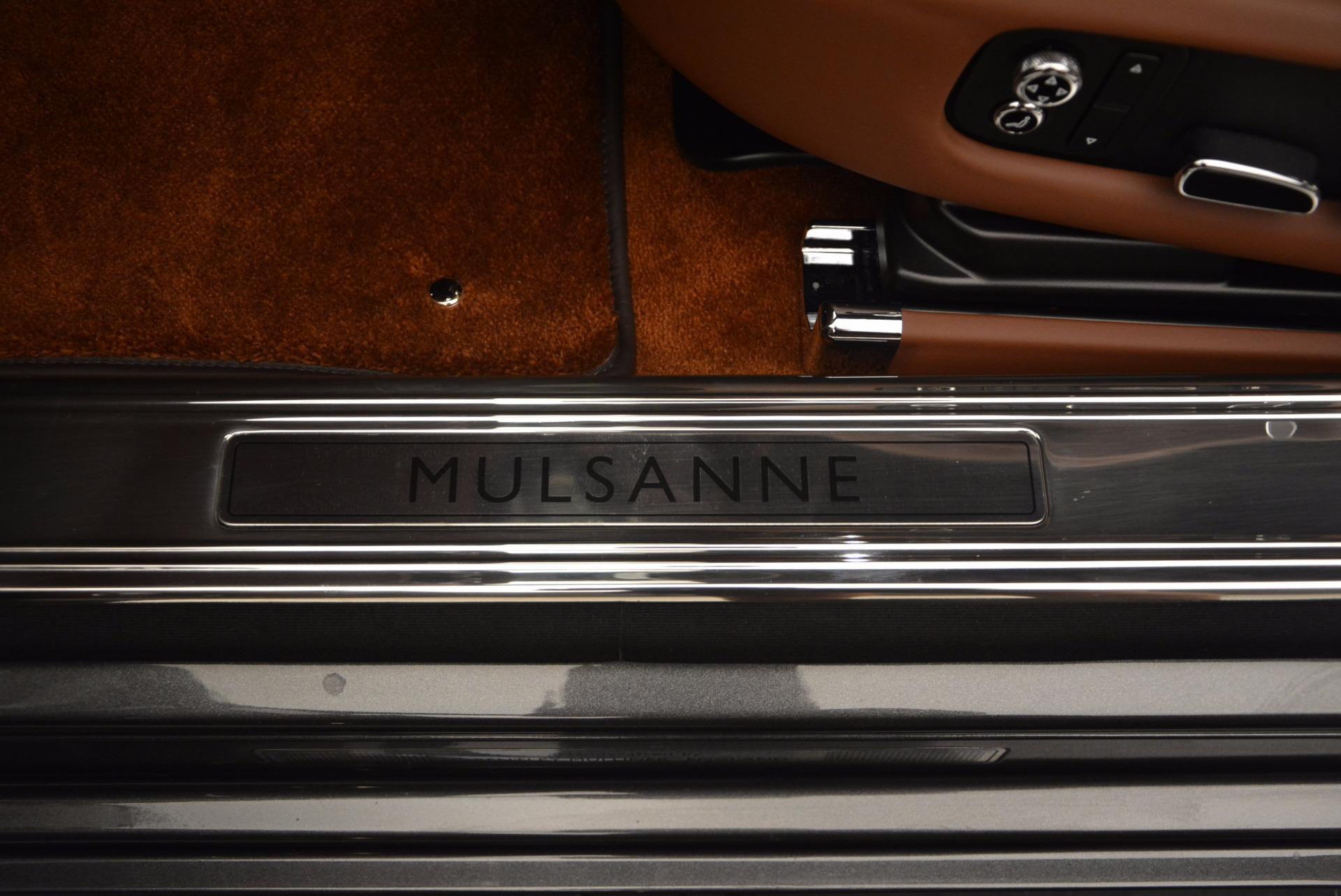 New 2017 Bentley Mulsanne  For Sale In Westport, CT 508_p21
